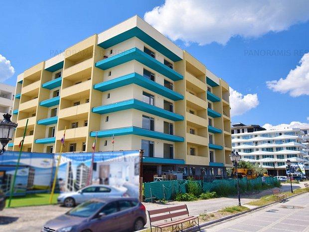 Apartament cu 2 camere in Mamaia Nord - Prima linie la PLAJA - imaginea 1