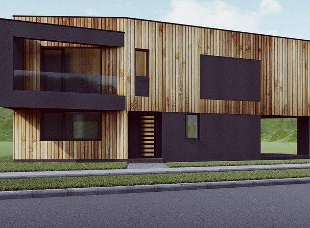 teren Borhanci, PUZ, autorizatie casa individuala - imaginea 1