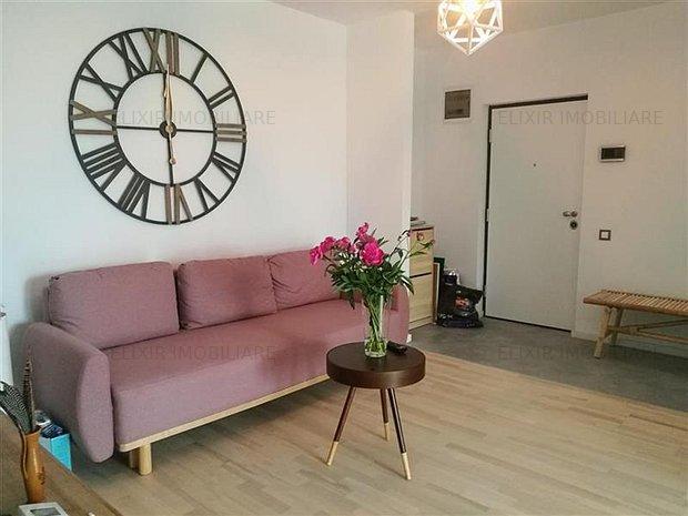 Apartament SUPERB 2 camere lux Sisesti Grivita Straulesti - imaginea 1
