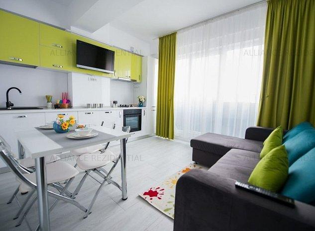 Apartament 2 camere tip studio Metrou Berceni - imaginea 1