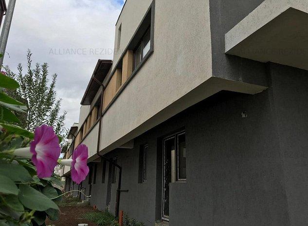 [METALURGIEI-POSTALIONULUI] Vila P+1E 99mp utili + 20mp teren  - imaginea 1