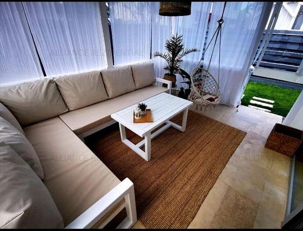 [COMUNA BERCENI] Vila 4 camere 106mp LUX - teren 206mp - imaginea 1