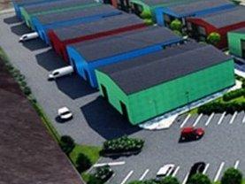 Închiriere spaţiu industrial în Chitila, Central