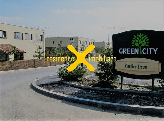 VILA NEVA, Complex Green city, 1 Decembrie - imaginea 1