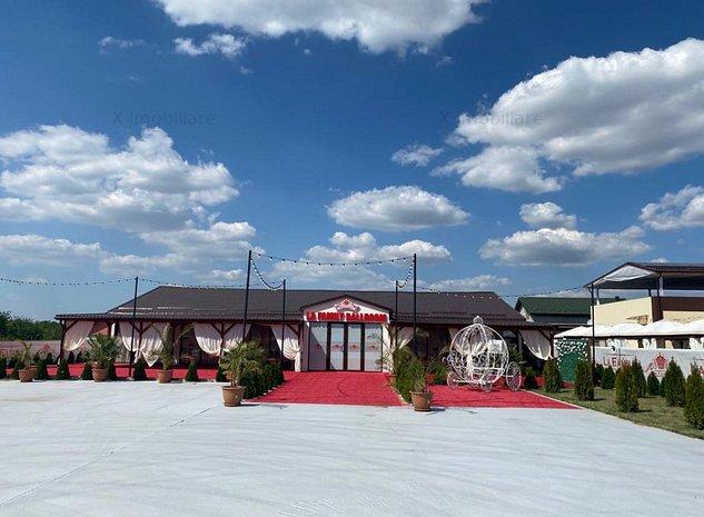 Afacere la cheie!Sala de evenimente, restaurant, piscina - imaginea 1