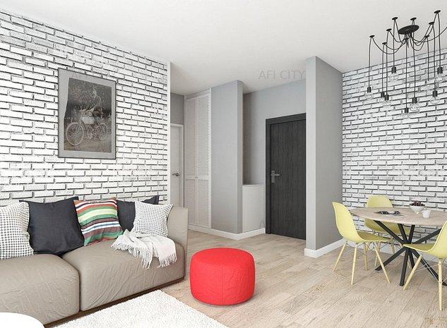 Apartament 2 camere, Parter cu gradina proprie - imaginea 1