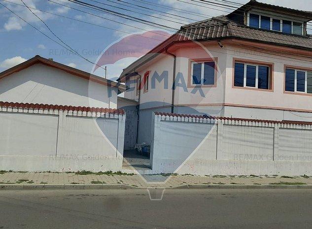 Casa / Vila cu 7 camere Unirea Principatelor - imaginea 1