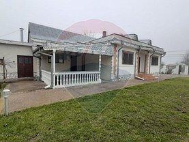 Casa de vânzare 4 camere, în Hânguleşti
