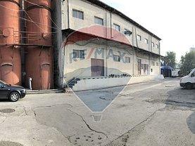 Vânzare spaţiu industrial în Focsani, Vest