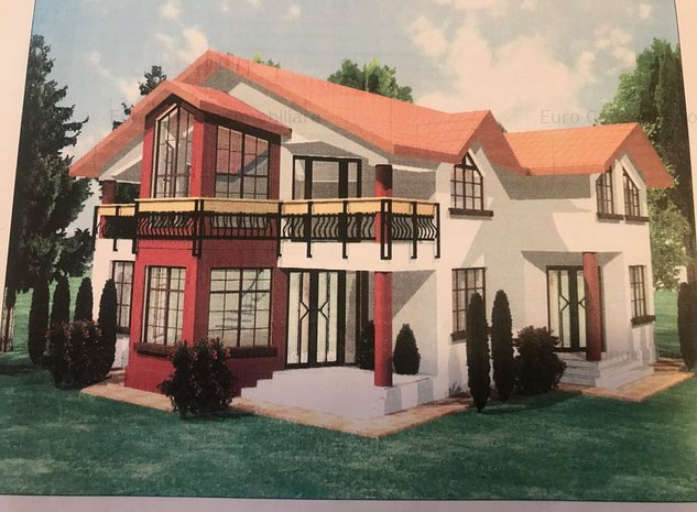 Casa la 37 km de Galați, în  Comuna Tudor Vladimirescu - imaginea 1