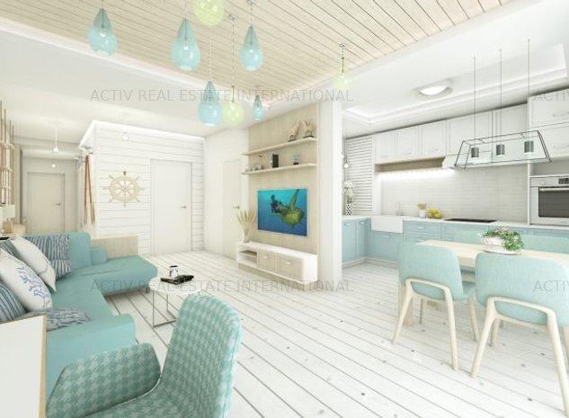 Apartament cu 3 camere decomandat zona Theodor Pallady - imaginea 1