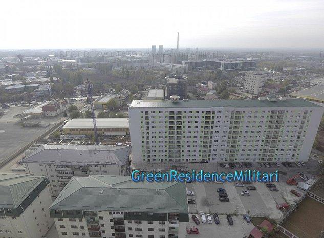 Garsoniera Iuliu Maniu Green Residence 7 min metro Pacii - imaginea 1