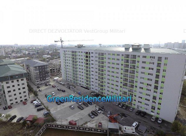 Apartament 2 Camere Metrou Pacii Green Residence Oferta - imaginea 1