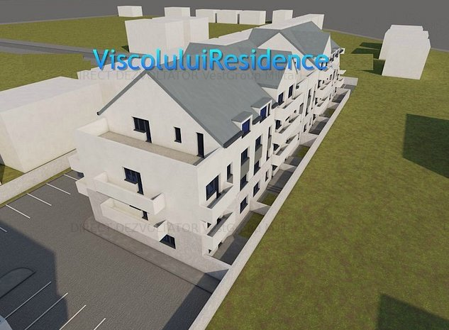 Apartament 3 camere 76mp Viscolului Residence Metrou Pacii - imaginea 1