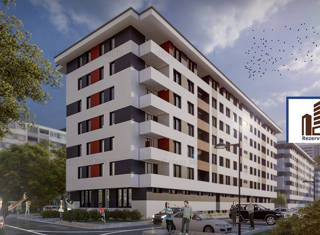 Rezervelor87 Apartamente si Garsoniere Faza 1 Dezvoltator vis-a-vis BallRoom - imaginea 1