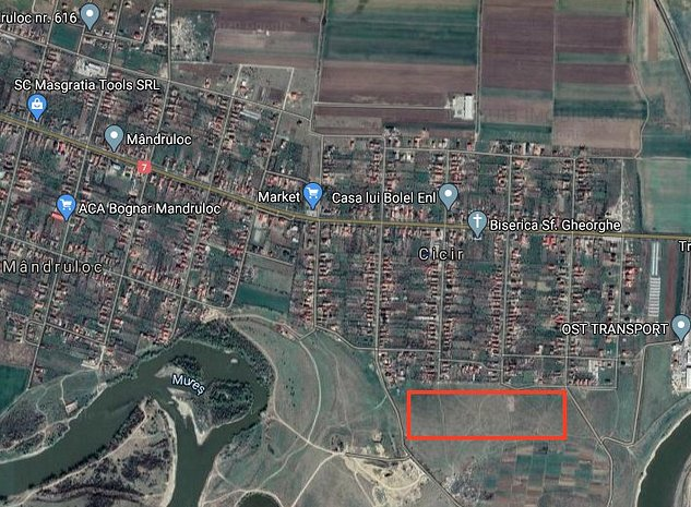 Pasune 11 hectare lipita de loc. Cicir la 10 km de Arad - imaginea 1