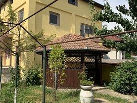 Casa de închiriat 6 camere, în Bucureşti, zona 23 August (Caţelul)