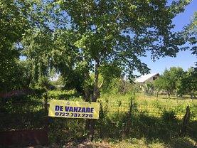 Teren constructii de vânzare, în Vladiceasca