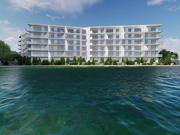 Proiect nou: Apartamente cu vedere superbă către Lacul Siutghiol - Lake One - imaginea 1