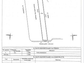 Teren constructii de vânzare, în Neptun, zona Central