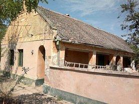 Casa de vânzare sau de închiriat 3 camere, în Gad