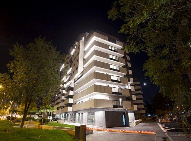 Apartament tip studio lux, zona Cotroceni, disponibil etaj 3, 4, 8, 9 - imaginea 1