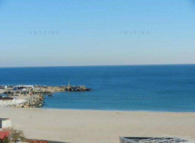 Hotel situat frontal la mare, la 50 m de plaja - imaginea 1