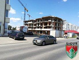 Apartament de vânzare 2 camere în Sibiu, Mihai Viteazul