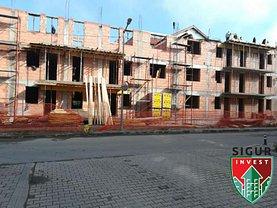 Apartament de vânzare 2 camere în Sibiu, Hipodrom 3