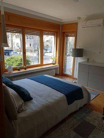 Cozy, vintage and bright 2 bedrooms apartment, Primaverii area - imaginea 1