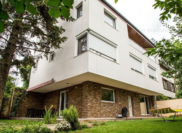 Vila cu curte generoasa, in apropierea Parcului Herastrau - imaginea 1