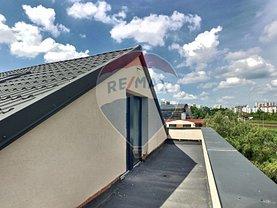 Penthouse de vânzare 4 camere, în Cluj-Napoca, zona Borhanci