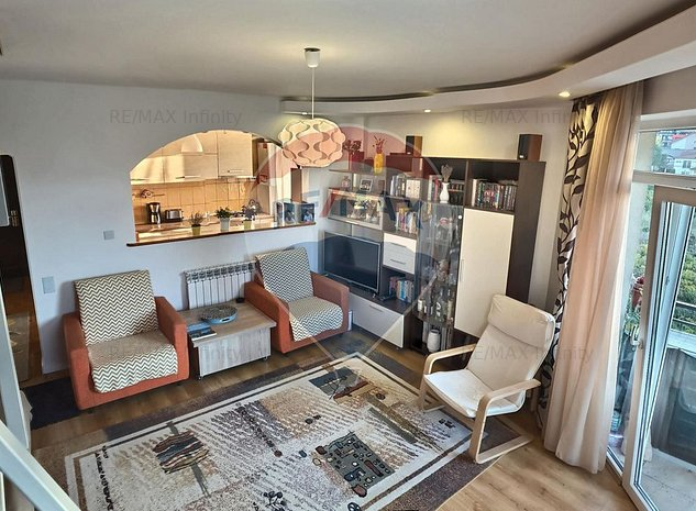 Apartament cu 3 Camere | Buna Ziua | Spatios si Luminos - imaginea 1