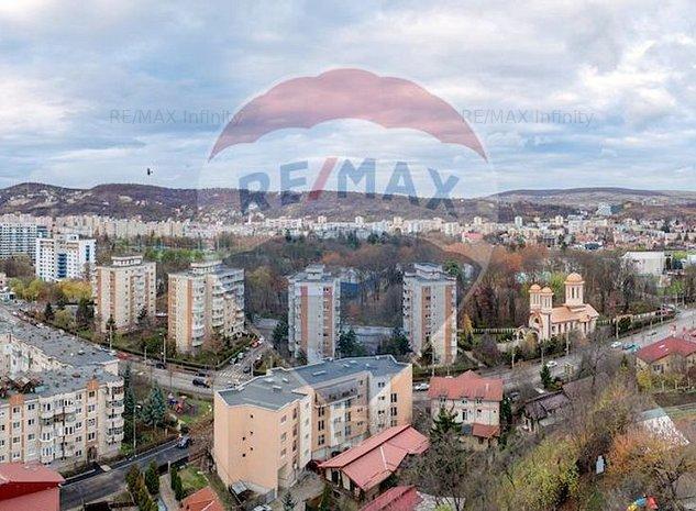 De vanzare apartament 3 camere in Gradini Manastur. EXCLUSIVITATE - imaginea 1