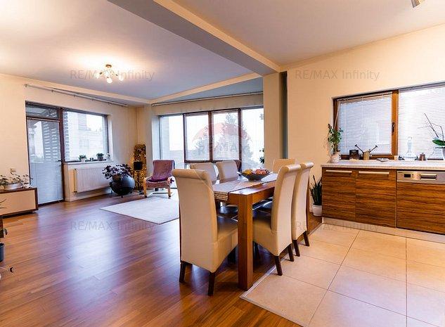 Apartament cu 4 camere | Terasa Generoasa | Garaj - imaginea 1