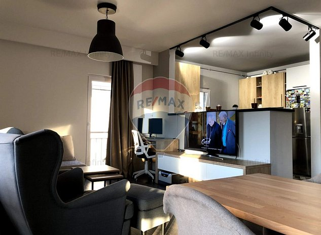 Smart Home | Vecini putini | Parcare | Zona Verde - imaginea 1