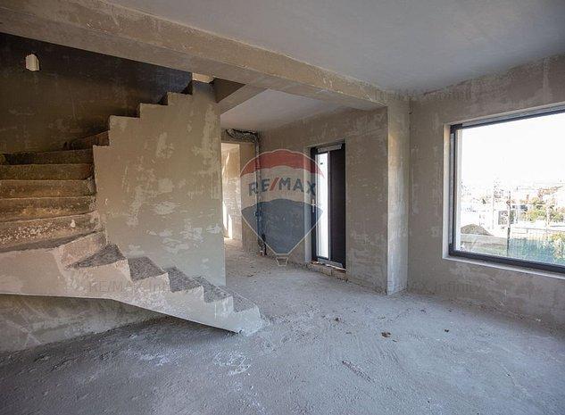 Duplex aflat in vecinatatea Auchan Iris cu teren 400mp - imaginea 1
