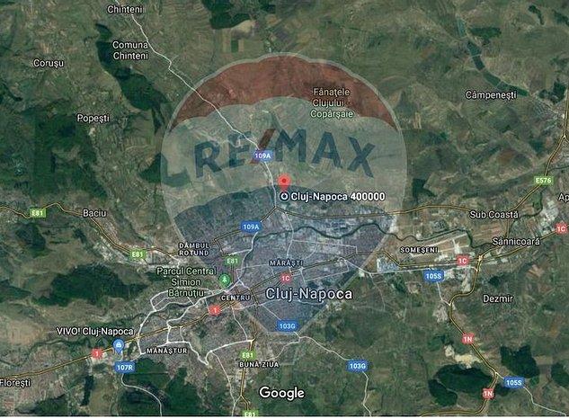 Teren Cluj-Napoca / Strada Valea Fanatelor COMISION 0% - imaginea 1