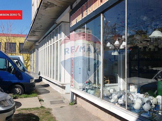 Spatiu comercial investitie 55mp de vanzare in zona Piata Abator - imaginea 1