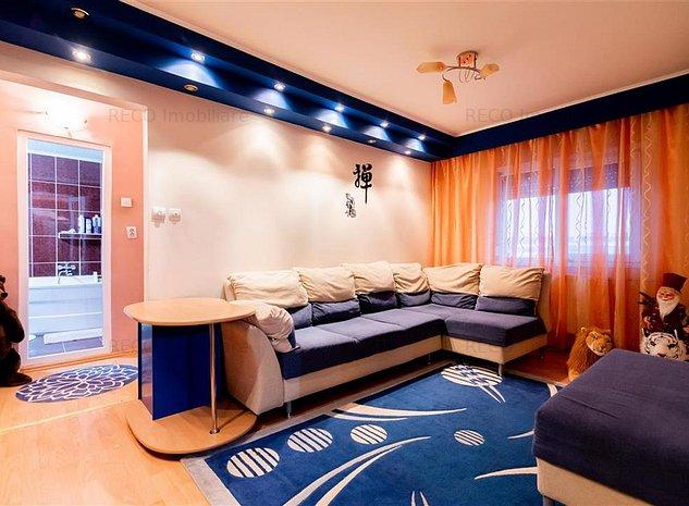 Apartament 3 camere Nufarul - imaginea 1