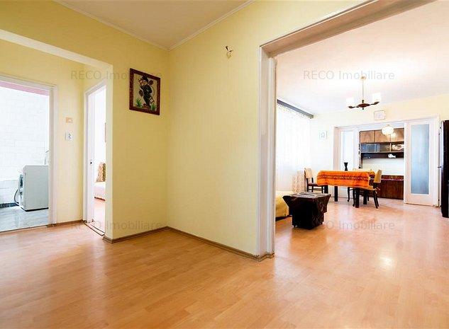 Apartament cu 3 camere, zona Sovata - imaginea 1