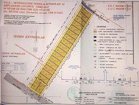 Teren constructii de vânzare, în Betfia, zona Central