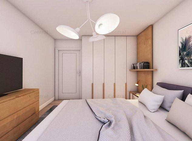 Apartament spatios 2 camere, 500 m Parcul Circului - imaginea 1