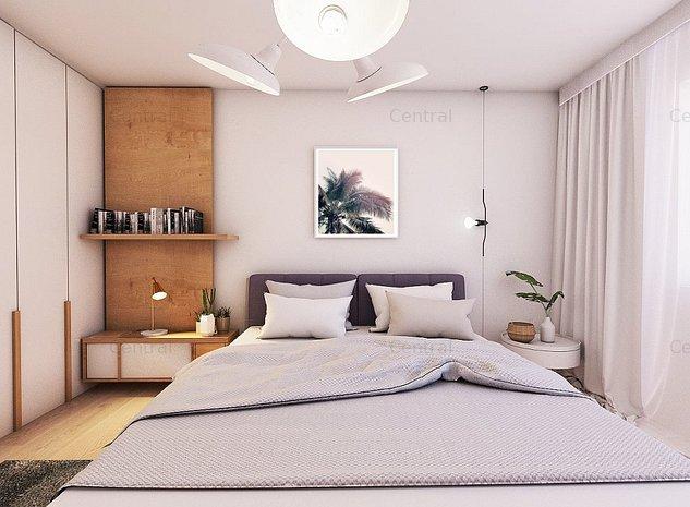 Apartament 4 camere spatios, zona centrala - imaginea 1