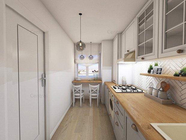 Apartament 3 camere, 500 m Parcul Circului - imaginea 1