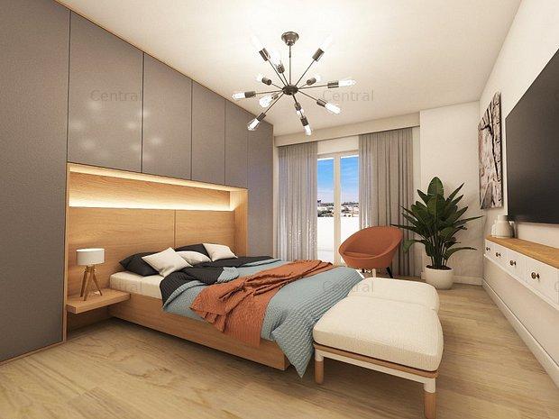 Apartament 3 camere, 500 m Parcul Circului - imaginea 2