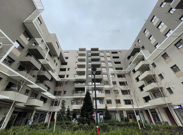 Apartament spatios, bucatarie inchisa, 500m metrou Stefan cel Mare - imaginea 1