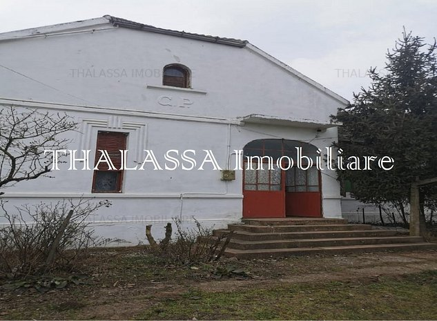 Casa boiereasca Poiana Mare - central - imaginea 1
