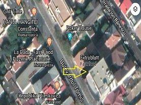 Teren constructii de vânzare, în Constanta, zona Central