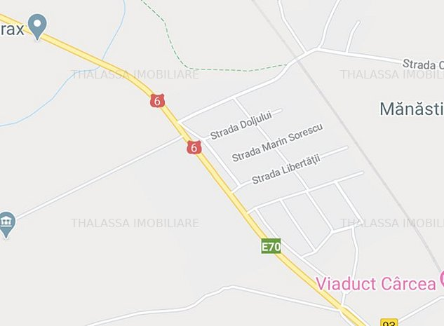 Teren intravilan cartier Pelendava - imaginea 1